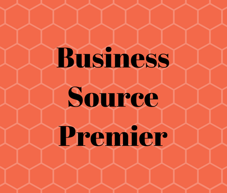 Business Searching Using Business Source Premier